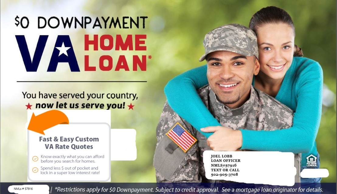 What do VA Home Lenders Look for on a Loan Approval in Kentucky